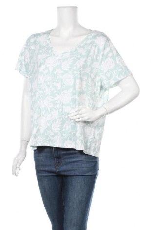 Дамска тениска B Collection, Размер XL, Цвят Зелен, Памук, Цена 15,17лв.