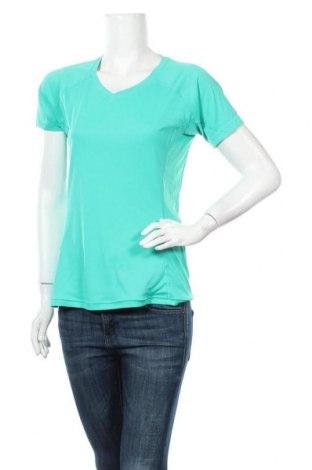 Дамска тениска Berghaus, Размер M, Цвят Зелен, Цена 18,90лв.