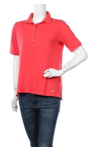 Дамска тениска Brax, Размер L, Цвят Червен, 97% памук, 3% еластан, Цена 19,11лв.
