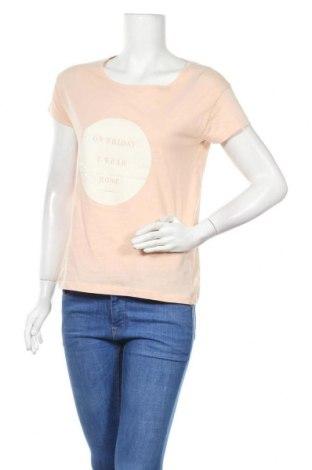 Γυναικείο t-shirt Broadway, Μέγεθος M, Χρώμα Ρόζ , Τιμή 9,94€