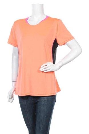 Дамска тениска Cellbes, Размер L, Цвят Оранжев, Цена 13,23лв.