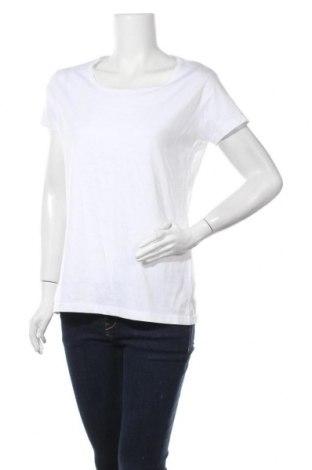 Дамска тениска Chris Line, Размер L, Цвят Бял, Памук, Цена 13,97лв.