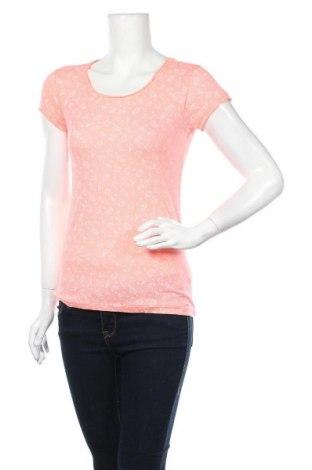 Дамска тениска Colours Of The World, Размер XS, Цвят Розов, 65% полиестер, 35% памук, Цена 13,44лв.