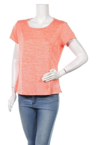 Дамска тениска Crane, Размер L, Цвят Оранжев, Полиестер, Цена 8,82лв.