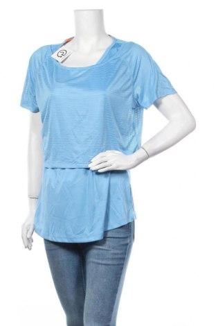 Дамска тениска Crane, Размер L, Цвят Син, Цена 4,20лв.