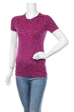 Дамска тениска Crane, Размер S, Цвят Розов, 57% полиамид, 43% полиестер, Цена 11,76лв.