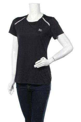 Дамска тениска Crivit, Размер L, Цвят Черен, Цена 18,90лв.