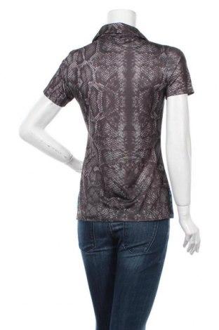 Дамска тениска Desigual, Размер M, Цвят Сив, 97% полиестер, 3% еластан, Цена 42,72лв.