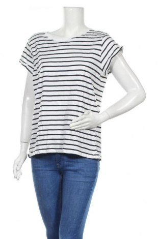 Γυναικείο t-shirt Dotti, Μέγεθος XL, Χρώμα Λευκό, Βαμβάκι, Τιμή 4,68€