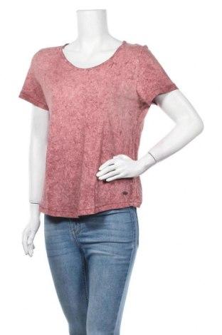 Дамска тениска Edc By Esprit, Размер L, Цвят Пепел от рози, Цена 16,80лв.