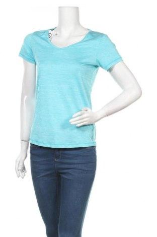 Γυναικείο t-shirt Energetics, Μέγεθος M, Χρώμα Μπλέ, Τιμή 7,18€