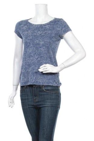 Дамска тениска Esprit, Размер XS, Цвят Син, Памук, Цена 7,56лв.