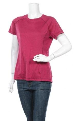 Дамска тениска Fjallraven, Размер M, Цвят Лилав, Полиестер, Цена 21,84лв.