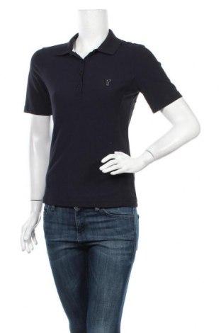 Γυναικείο t-shirt Golfino, Μέγεθος M, Χρώμα Μπλέ, Πολυαμίδη, Τιμή 14,55€
