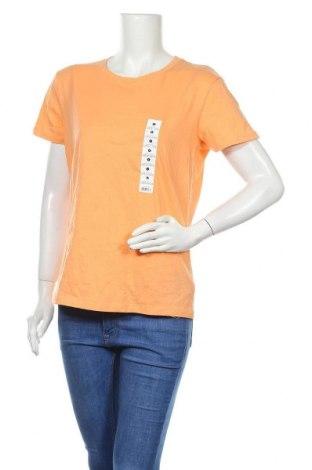 Дамска тениска Great Northwest, Размер L, Цвят Оранжев, 95% памук, 5% еластан, Цена 4,46лв.