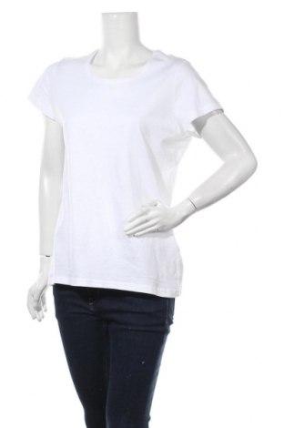 Дамска тениска Janina, Размер XL, Цвят Бял, Памук, Цена 12,60лв.