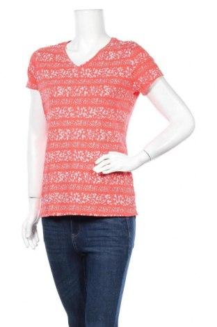Дамска тениска John Baner, Размер M, Цвят Розов, Памук, Цена 8,03лв.