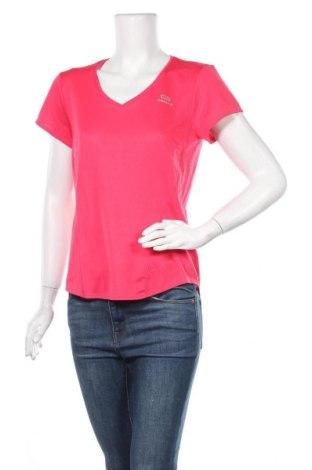 Дамска тениска Kalenji, Размер L, Цвят Розов, Полиестер, Цена 4,20лв.