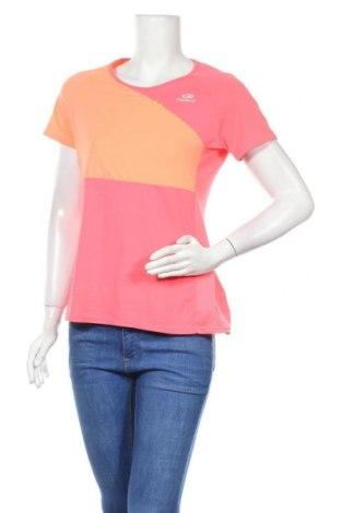 Дамска тениска Kalenji, Размер L, Цвят Розов, Цена 4,46лв.