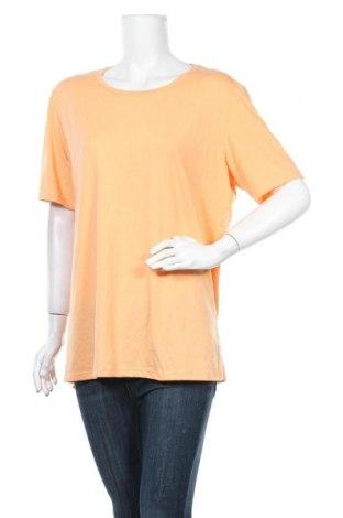 Дамска тениска Killtec, Размер XXL, Цвят Оранжев, 88% полиестер, 12% еластан, Цена 5,88лв.
