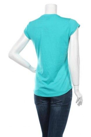 Дамска тениска LA Gear, Размер M, Цвят Зелен, 65% полиестер, 35% памук, Цена 14,50лв.