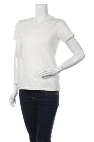Дамска тениска Lee Cooper, Размер M, Цвят Бял, Памук, Цена 17,60лв.