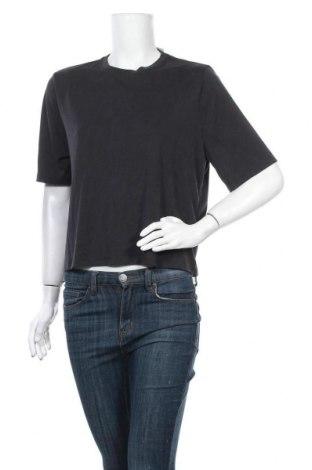 Дамска тениска Monki, Размер XS, Цвят Черен, 70% модал, 30% полиестер, Цена 16,96лв.