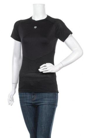 Дамска тениска Morotai, Размер M, Цвят Черен, 91% полиестер, 9% еластан, Цена 15,12лв.