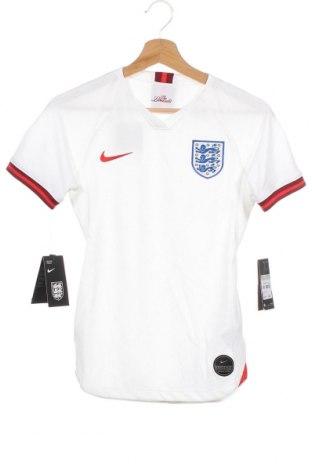 Дамска тениска Nike, Размер XS, Цвят Бял, Полиестер, Цена 37,62лв.