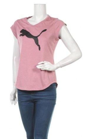 Дамска тениска PUMA, Размер L, Цвят Розов, Цена 23,94лв.