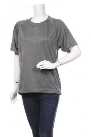 Дамска тениска Pro Touch, Размер L, Цвят Сив, Полиестер, Цена 4,46лв.