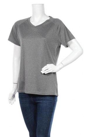 Дамска тениска Pro Touch, Размер XL, Цвят Сив, Полиестер, Цена 13,44лв.