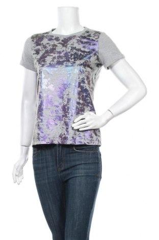 Дамска тениска Reken Maar, Размер S, Цвят Сив, Цена 27,41лв.