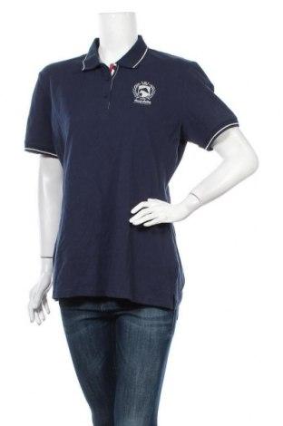 Дамска тениска Requisite, Размер L, Цвят Син, Памук, Цена 20,14лв.
