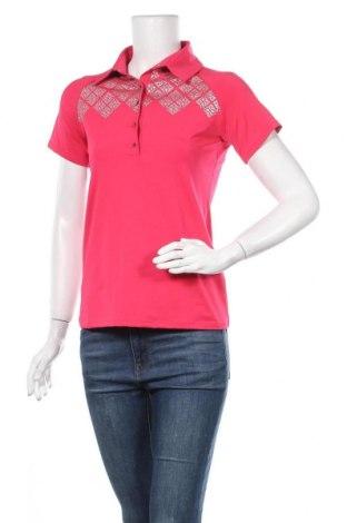 Дамска тениска Rohnisch, Размер S, Цвят Розов, 92% полиестер, 8% еластан, Цена 4,73лв.