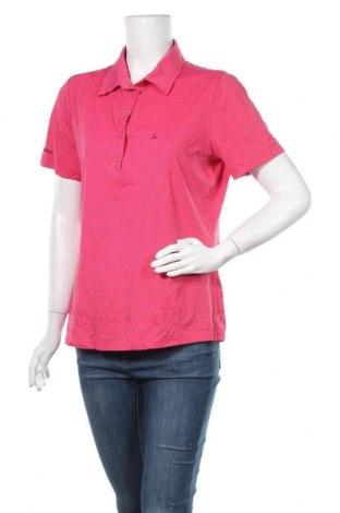 Γυναικείο t-shirt Schoffel, Μέγεθος XL, Χρώμα Ρόζ , 90% πολυαμίδη, 10% ελαστάνη, Τιμή 13,51€