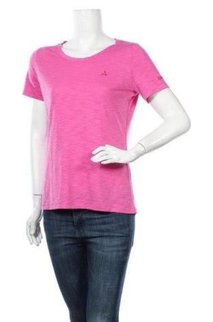 Γυναικείο t-shirt Schoffel, Μέγεθος M, Χρώμα Ρόζ , Τιμή 11,95€