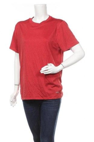 Дамска тениска Starter, Размер L, Цвят Червен, Полиестер, Цена 15,12лв.