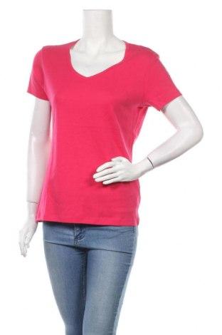 Дамска тениска Switcher, Размер XL, Цвят Розов, 100% памук, Цена 13,44лв.