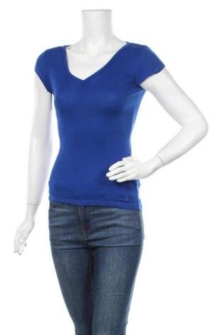 Дамска тениска Tally Weijl, Размер XS, Цвят Син, Цена 17,01лв.