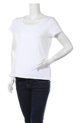 Дамска тениска Target, Размер XL, Цвят Бял, Памук, еластан, Цена 12,29лв.