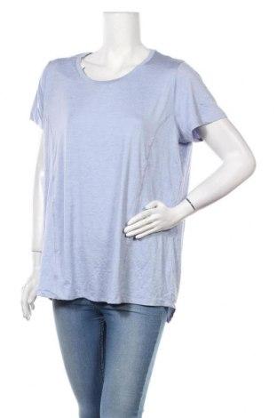 Дамска тениска Target, Размер XL, Цвят Син, Полиестер, еластан, Цена 4,99лв.