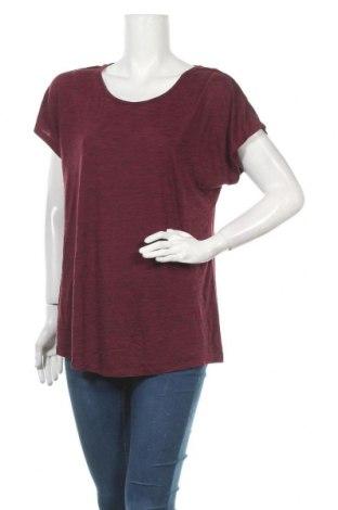 Дамска тениска Target, Размер XXL, Цвят Червен, Полиестер, вискоза, Цена 24,10лв.