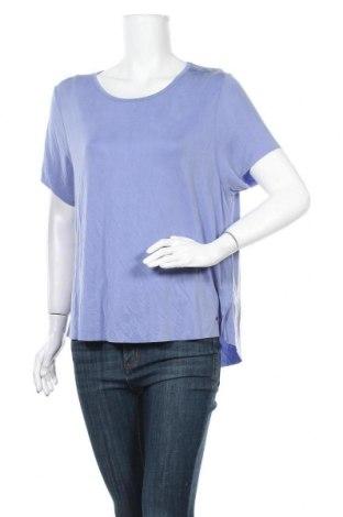 Дамска тениска Tommy Hilfiger, Размер S, Цвят Лилав, 93% купро, 7% еластан, Цена 59,25лв.