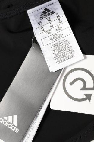 Дамски бански Adidas, Размер XL, Цвят Черен, 78% полиамид, 12% еластан, Цена 18,40лв.