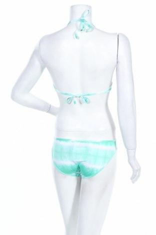 Дамски бански Guillermina Baeza, Размер S, Цвят Зелен, 90% полиамид, 10% еластан, Цена 34,27лв.