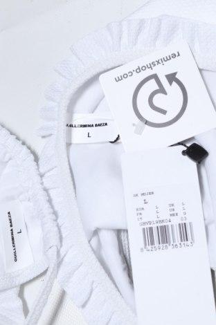 Дамски бански Guillermina Baeza, Размер L, Цвят Бял, 90% полиамид, 10% еластан, Цена 48,65лв.