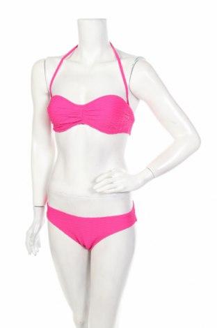 Дамски бански Guillermina Baeza, Размер M, Цвят Розов, 90% полиамид, 10% еластан, Цена 41,72лв.