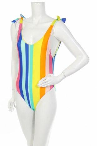 Дамски бански Jack Wills, Размер M, Цвят Многоцветен, 80% полиамид, 20% еластан, Цена 46,50лв.