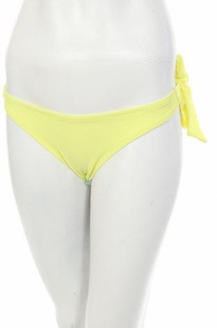 Дамски бански Jack Wills, Размер M, Цвят Жълт, 90% полиестер, 10% еластан, Цена 11,88лв.